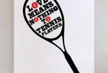 TENNIS / by Emmylou A