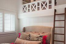 Bedroom Ideas  / by Nicki Dominguez