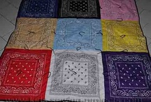 Bandana quilt / by Debby Morgan