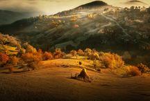 Landscapes / by Provocateur Images