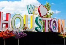 Things we love about Houston! / by Sunny99.1 Houston