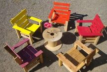 Pallet wood projects / by Valerie Staley Spackman