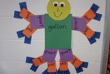classroom ideas / by Missy Garcia