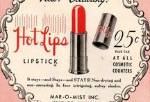vintage ads & posters / by Gabi Vincent