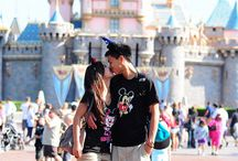 Disneyland Couple Pictures / Coming soon: December 2014 / by Angel Dobson