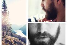 Beards n Men / by angel griego