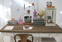 Board Room/Studio / by Stacy Erickson