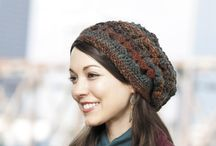 Womens crocheted hats,shawls,scarves & gloves / by Lori-Dawn Pollock
