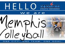 Memphis Volleyball / by Memphis Athletics