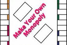 Monopoly / by Nancy Hunsaker