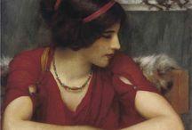 Pre-Raphaelite / by Lily Greene
