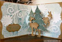 Christmas cards I like / by Dianne Vynne