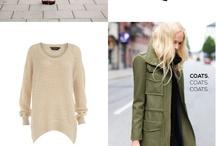 Fall fashion ideas I love! / by Ashley Beard