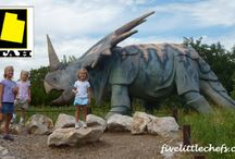 Discovering Utah Activities / Things to do in Utah with Kids. / by Five Little Chefs