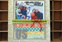 Favorite 8.5x11 Scrapbook Layouts / by Monica Bradford {Scrap Inspired}