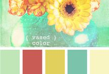 Colors I want to paint with / by Kristen Newton