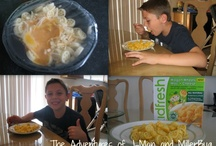 Healthy Foods / by Jeannette from J-Man and MillerBug