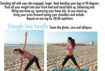Health & Fitness / by Mackenzie Leiva