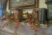 Fall Decorating / by Shana May