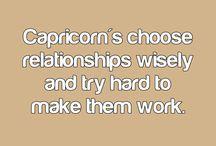 Capricorn / by Raquel Naquin