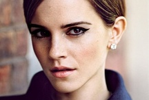 Emma.  Watson. / just an ongoing fascination with the lovely miss watson.  / by Scot Meacham Wood