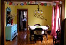 Dining Room / by Beth Humphrey