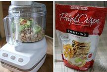 Healthy snacks / by Reagan Paquette