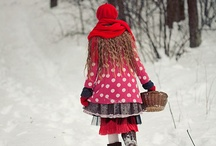 Red Riding Hood. / by Cheryl Watson