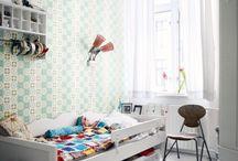 Kids rooms Inspirations / by ingrid elizabeth