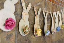 Easter/ideas/crafts/gifts / by Trisha Sandor