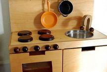 Kai Play Kitchen / by Erin