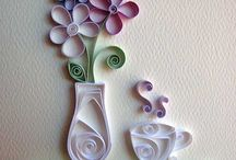 Quilling / by Callie Chelf