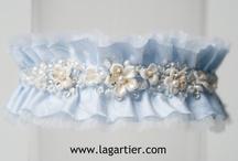 My Favorite La Gartier Garters / by LaGartierWeddingGarters