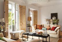 Living rooms / by Vanessa Palacios