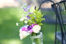 WEDDING:- flowers / by bree zanko