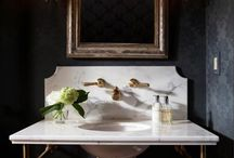 Design~ Powder Rooms / by Henry W. Powell