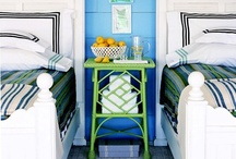 For the Cool Kids  / The coolest spaces & projects for the kiddos / by Rachel Noreika