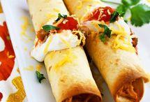 Recipes / by Regina Smith Oberjohann