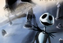 """""""We can live like Jack and Sally"""" / by Nena Phipps"""