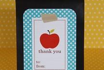 teacher appreciation  / by Laura Dieringer