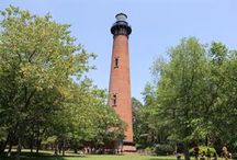 Outer Banks Lighthouses / by Resort Realty Outer Banks