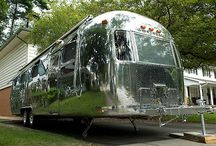 Airstream and tiny homes / the potential new adventure... ideas and schemes. / by Jen Drake Feltner