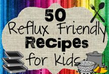 Reflux Resources  / Acid reflux tips, facts, products, etc. both my kids have it and its a bitch.  / by Miranda O