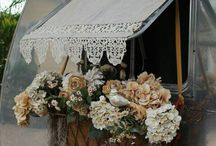 Projects - vintage campers / Old trailers to love ... / by Deborah Pitt