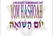 Yom HaShoah eCards (Holoaust Remembrance Day) / Yom HaShoah aka Holocaust Remembrance Day is the day set aside each year to remember the Holocaust and those who perished. These FREE Tribute eCards are available for sending! / by Say It With eCards Judaic Greetings - Jewish
