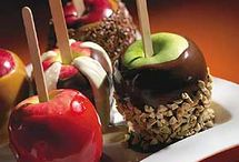 Halloween Candy Apples / by Alyssa