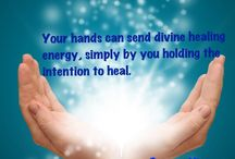 energy and healing / by Terri Halcomb