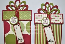 Gift Card Holders / by Pam Hunter