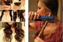 Hair Stuff / by Sara Fedewa
