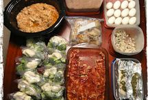 Weekly prep/cook ahead / by casey knepshield